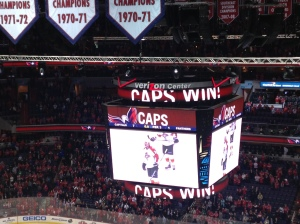 THE CAPS WIN!!!