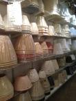 Lampshades...