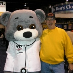 (L-R) Dr. Bear (me) & My Dad!