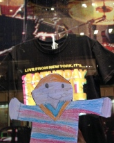 Live From New York, It's.... FLAT STANLEY!