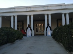 Penguin Greeters